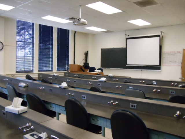 Old Main Building room 221