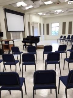 Music room 317