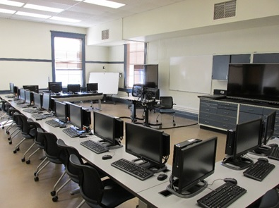 Old Main Building room 401