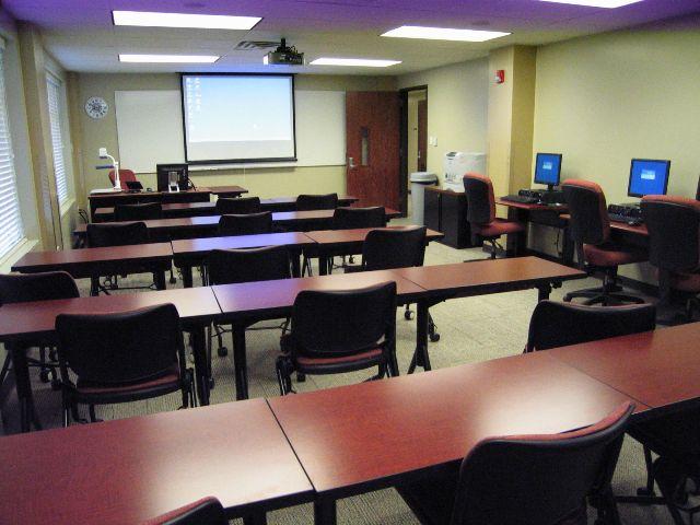 Stoddard Hall room 307