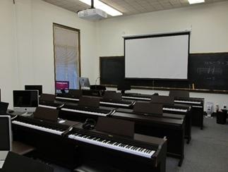 Music room 220